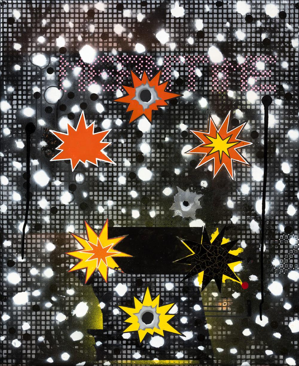 Dark star, 2015