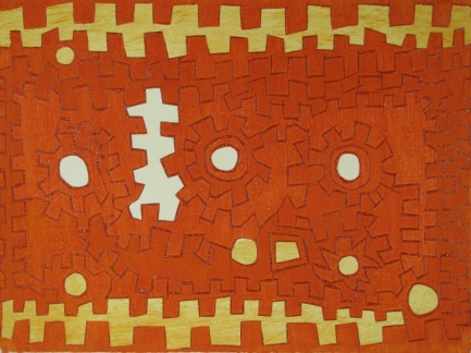 Patrick Tjungarrayi, Papunya Tula Artists, Alice Springs