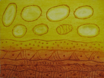 Rolly Mintuma, Walkatjara Art, Uluru