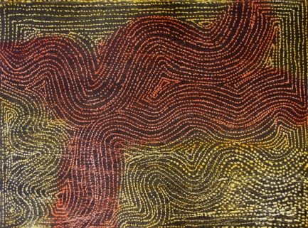 Graham Gordon, Warlayirti Artists, Balgo