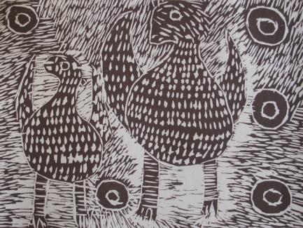 Carlene Thompson, Ernabella Arts, Ernabella