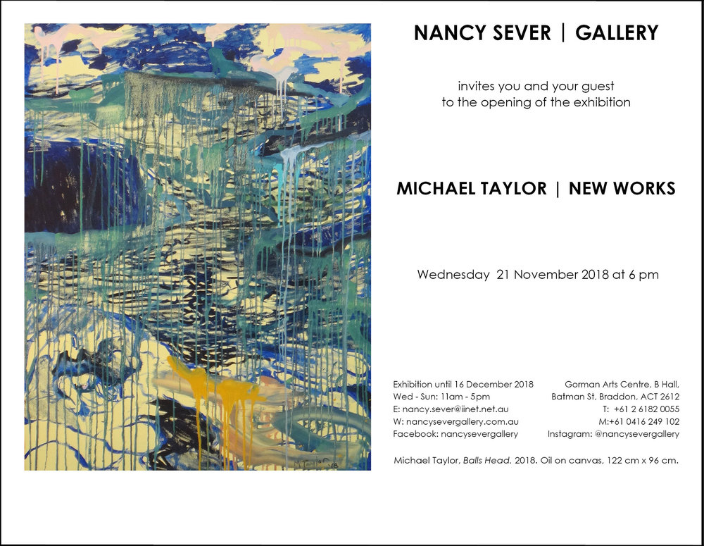 NSG. Michael Taylor exhibition. Email invitation.jpg