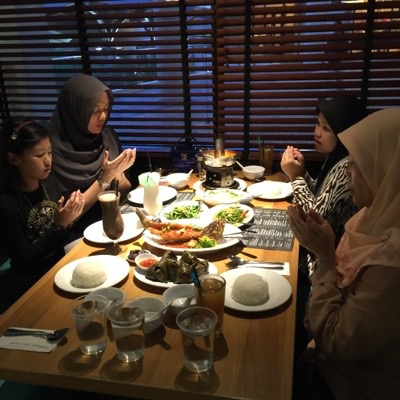 Thai Ramadan feast