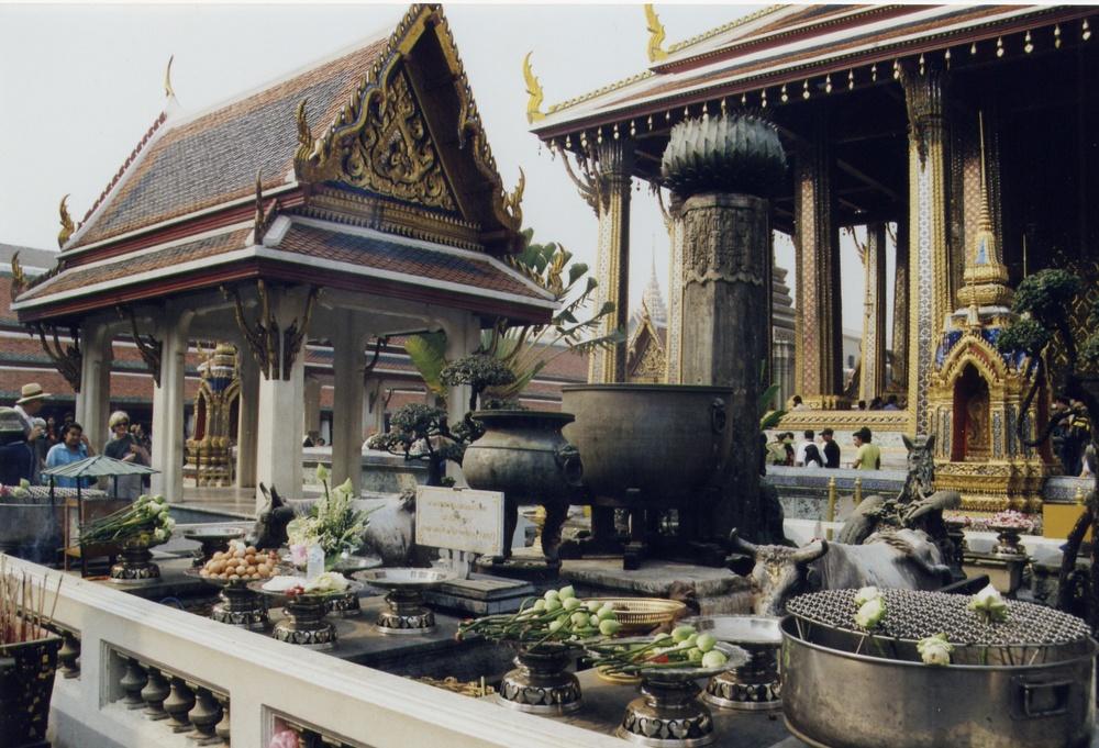 Asian marketplace