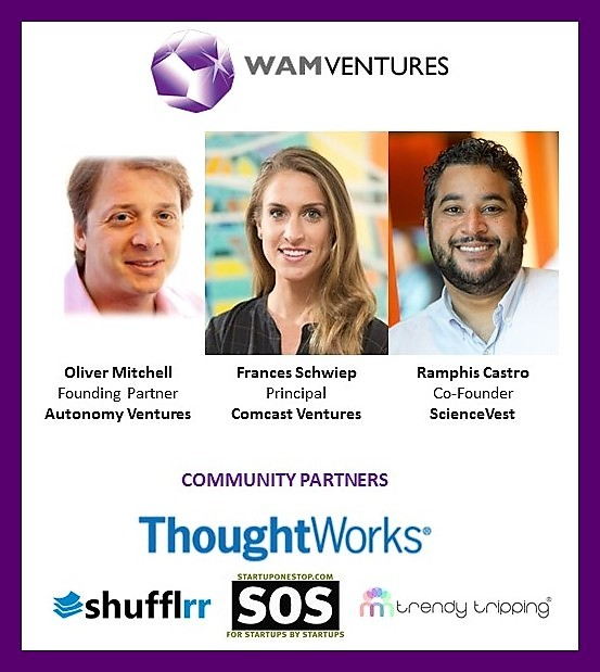 WAMVentures_Forum_51717_Thanks_Speakers_Partners_OliverMitchell_FrancesSchwiep_RamphisCastro