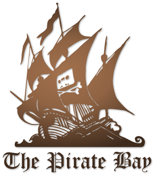 By The Pirate Bay [CC0], via Wikimedia Commons.