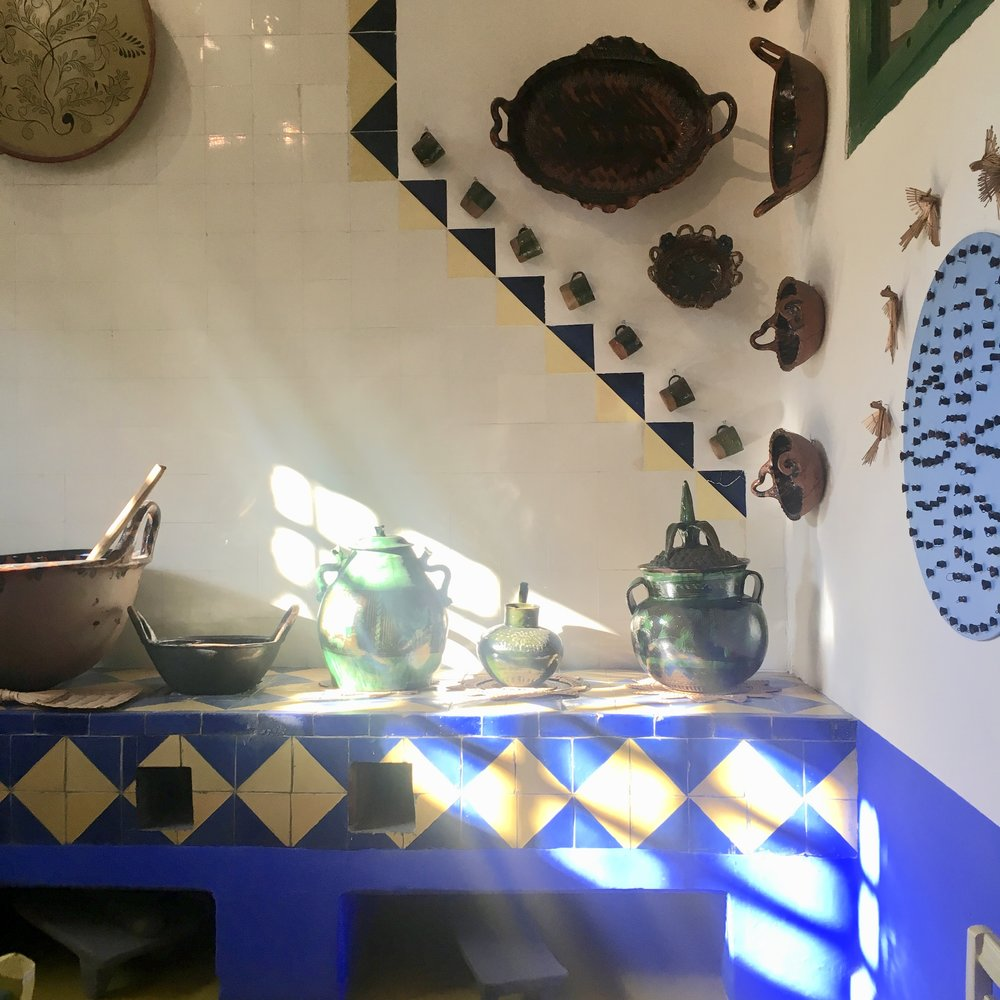 frida kahlo kitchen