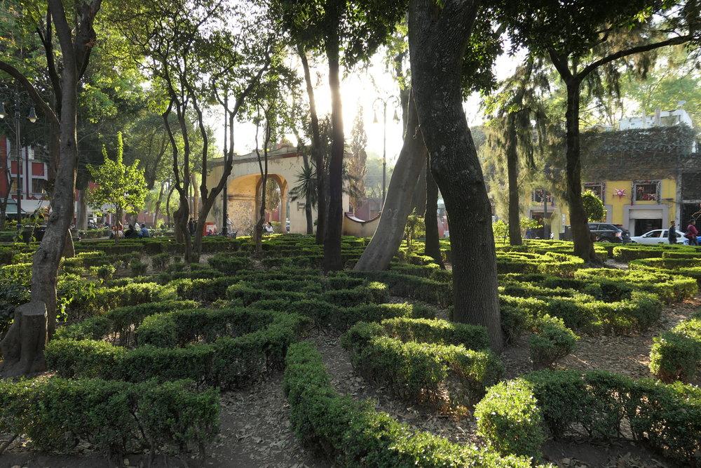Plaza Hildago