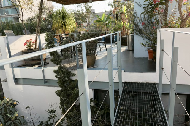 Tom's Mexico City airbnb