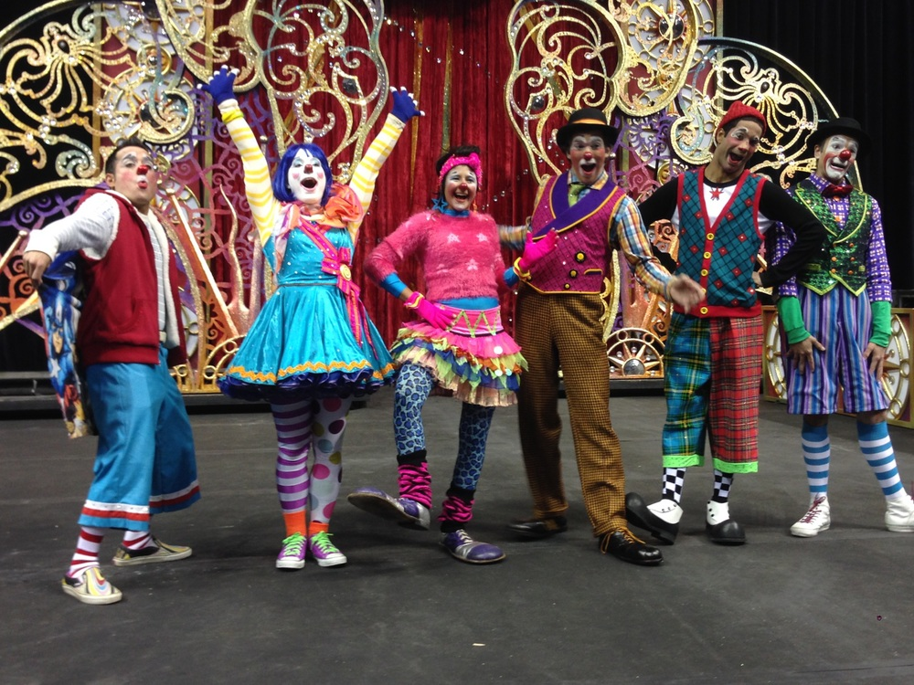 Ringling Bros. Clown College Class of '14