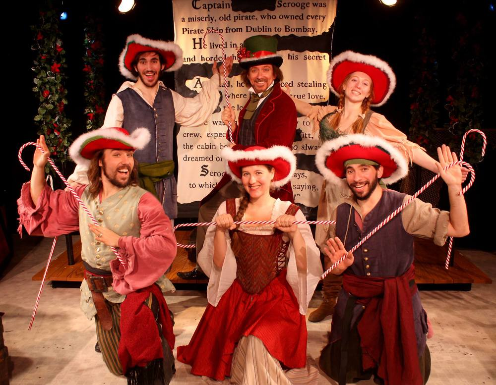 Pirates Off-Broadway @ The Snapple Theater