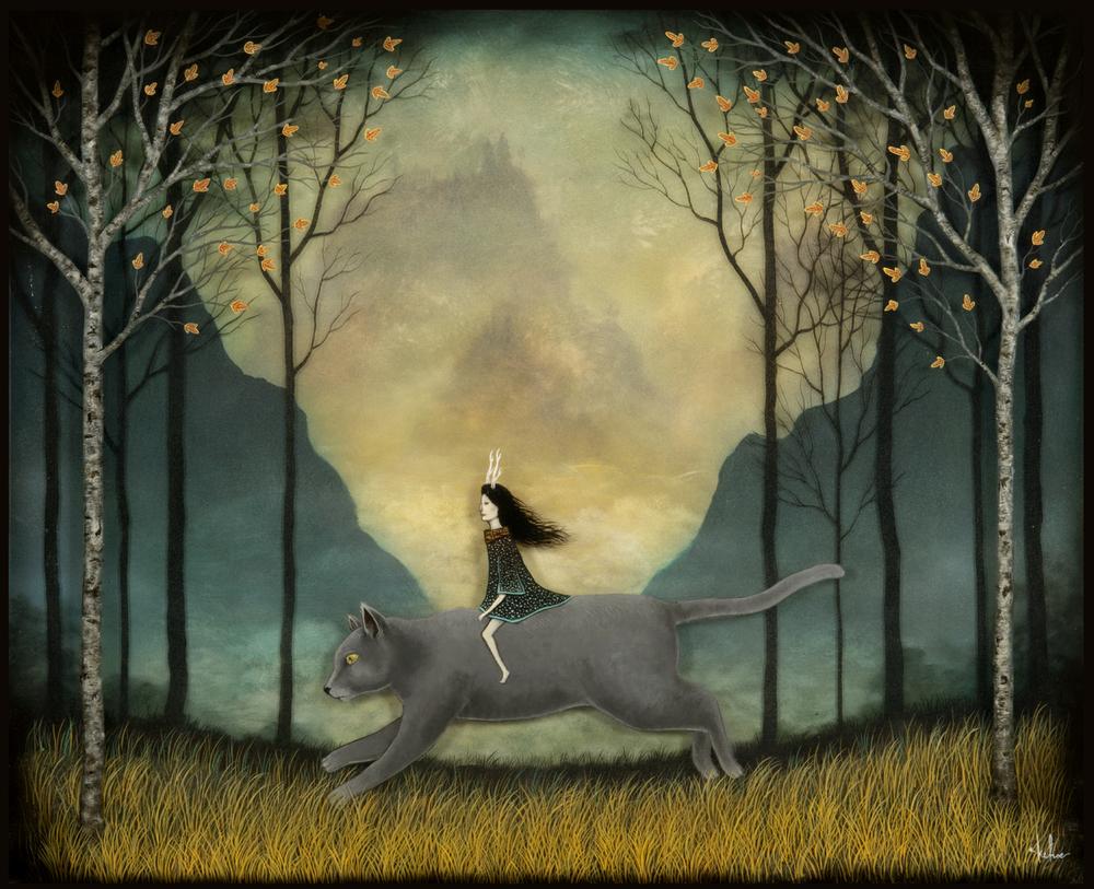 Riding a Dream