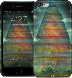 Joined Under a Fantastic Hope iPhone case