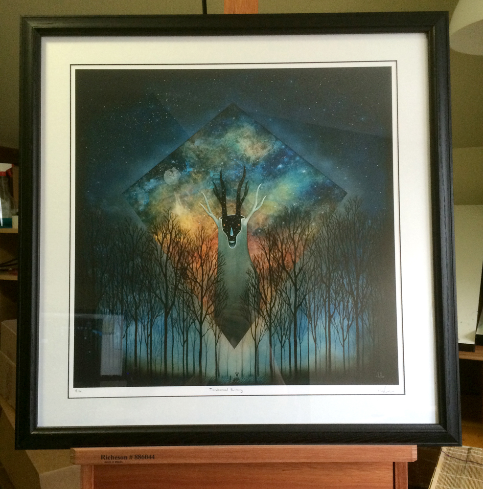 the frame game andy kehoe art