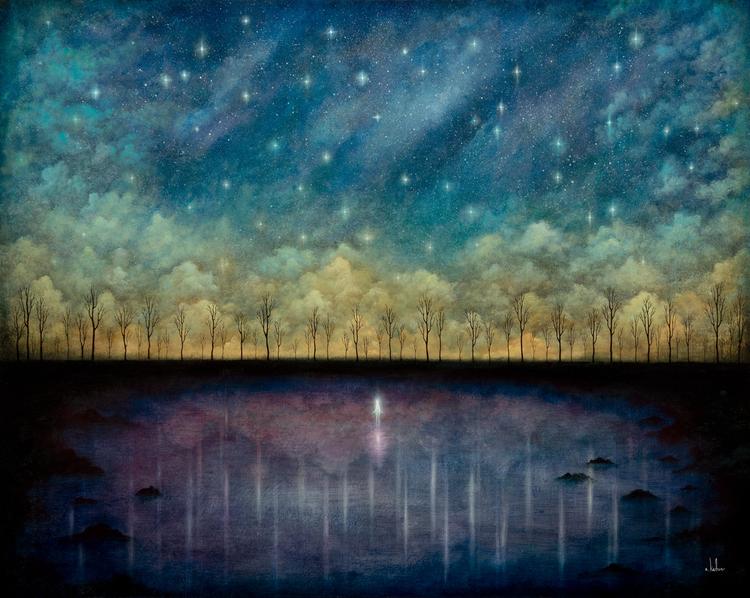 Celestial Requiem for a Fallen Light