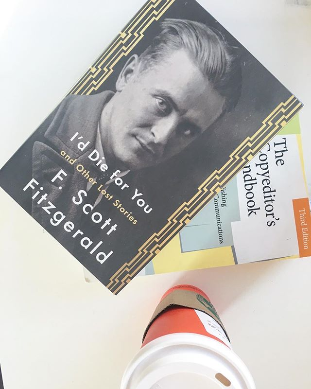 What a special day. Today is the day F. Scott Fitzgerald was born. Though me and him have never even shared a day on this earth, he has influenced my life more than I can explain.  His stories have made me want to be a writer, made me strive to come close to his ability to share his stories.  Beyond that, I used Tender Is the Night for my MA thesis. Through that novel, I became familiar with Fitzgerald's editor Max Perkins and the important role Perkins played in Fitzgerald's life.  I wrote my Emerson application letter about Perkins and Fitzgerald at the start of 2017 from my office in Belgium. Now I'm sitting in my American office, sipping Starbucks and studying for the courses of my Publishing and Writing MA.  Thank you, Fitzgerald, for helping me find my path. I am now a writer and an editor and I couldn't be more happy.  #fitzgerald #fscottfitzgerald #maxperkins #instabook #books #book #bookstagram #instabook #booknerd #bookworm #reading #read #sunday #bibliophile