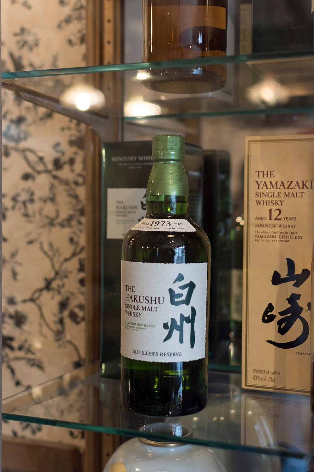 Kakashu Single Malt Whisky