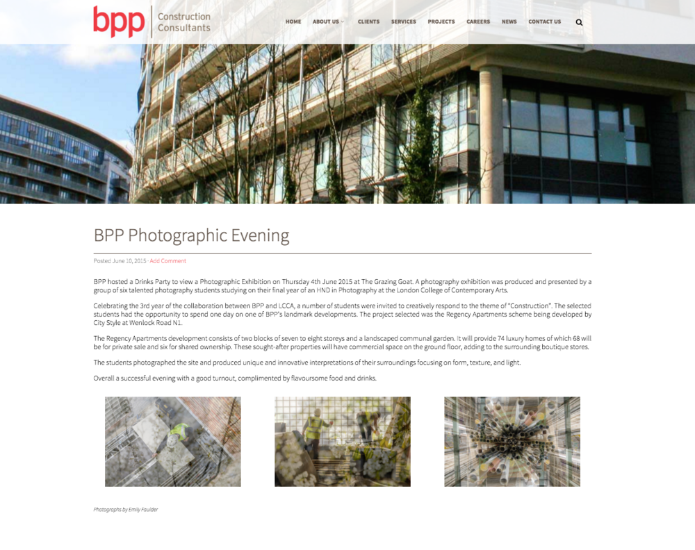 bpp construction commission