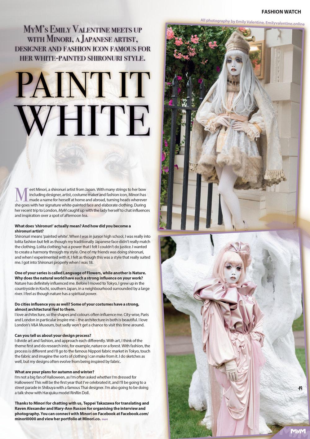 Minori for MyM Magazine by Emily Valentine www.emilyvalentine.online