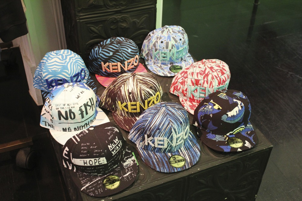 Kenzo  caps