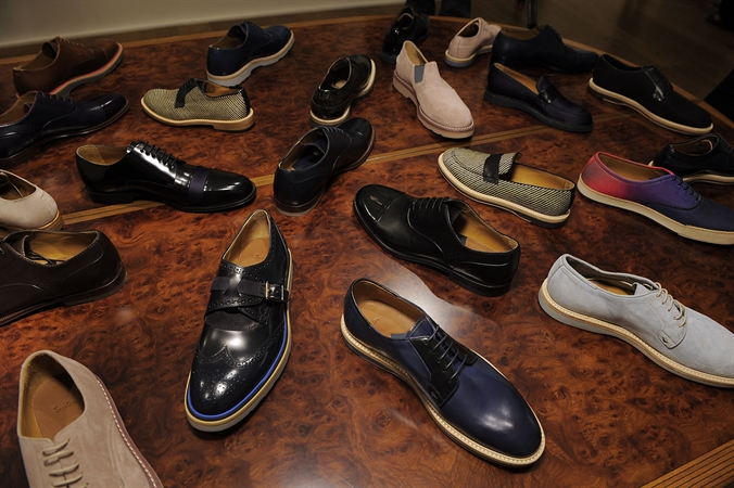 Paul Smith SS15 Shoes