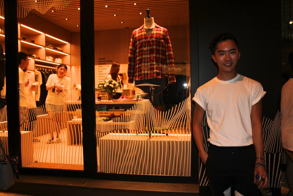 At Juice Sheung Wan opening