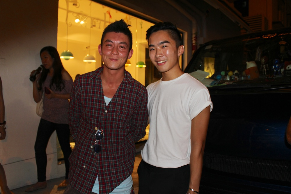 Edison Chen , co-founder of CLOT