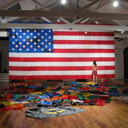 Dave Cole: Flags Of The World The Norton Museum of Art November 3, 2011 — January 16, 2012
