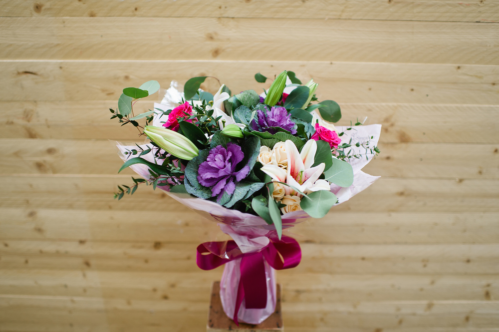 Seasonal Bouquet BD25