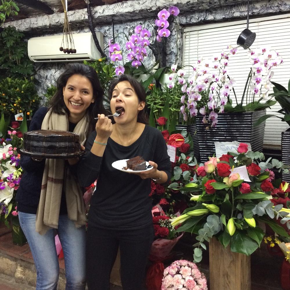 We <3 Cake!!