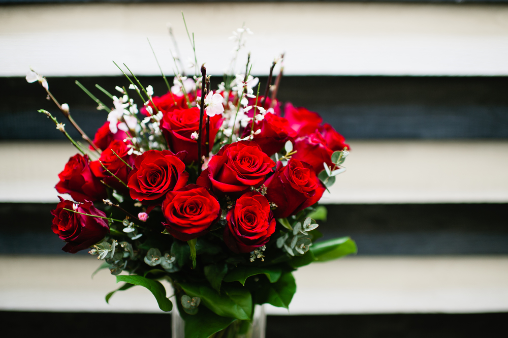 2 Dozen Red Roses BD38