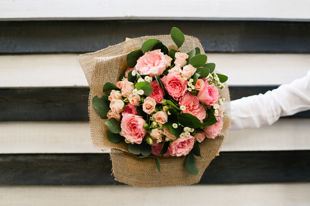Garden Rose Bunch BD35