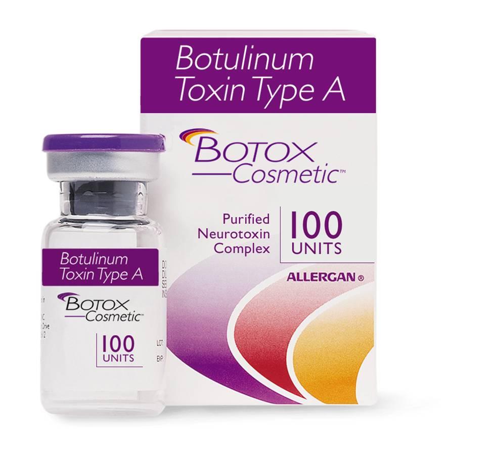 100 U Botox kosten 413€ (Stand, 2012)