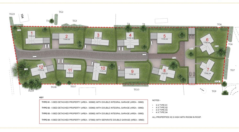 Masterplan - Woodhall Spa, Lincolnshire