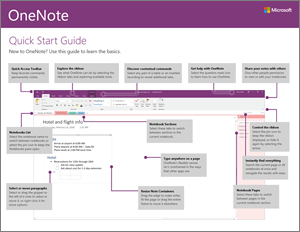 OneNote  View PDF