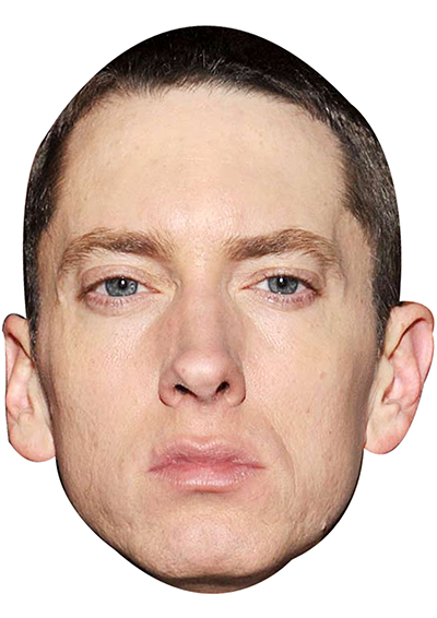 the two faces of eminem essay I believe that everyone has two faces that they wear throughout their life one for the world they live in where they act a certain way to be socially accepted by their peers, and one for when they're alone and all the pressures of life are lifted.