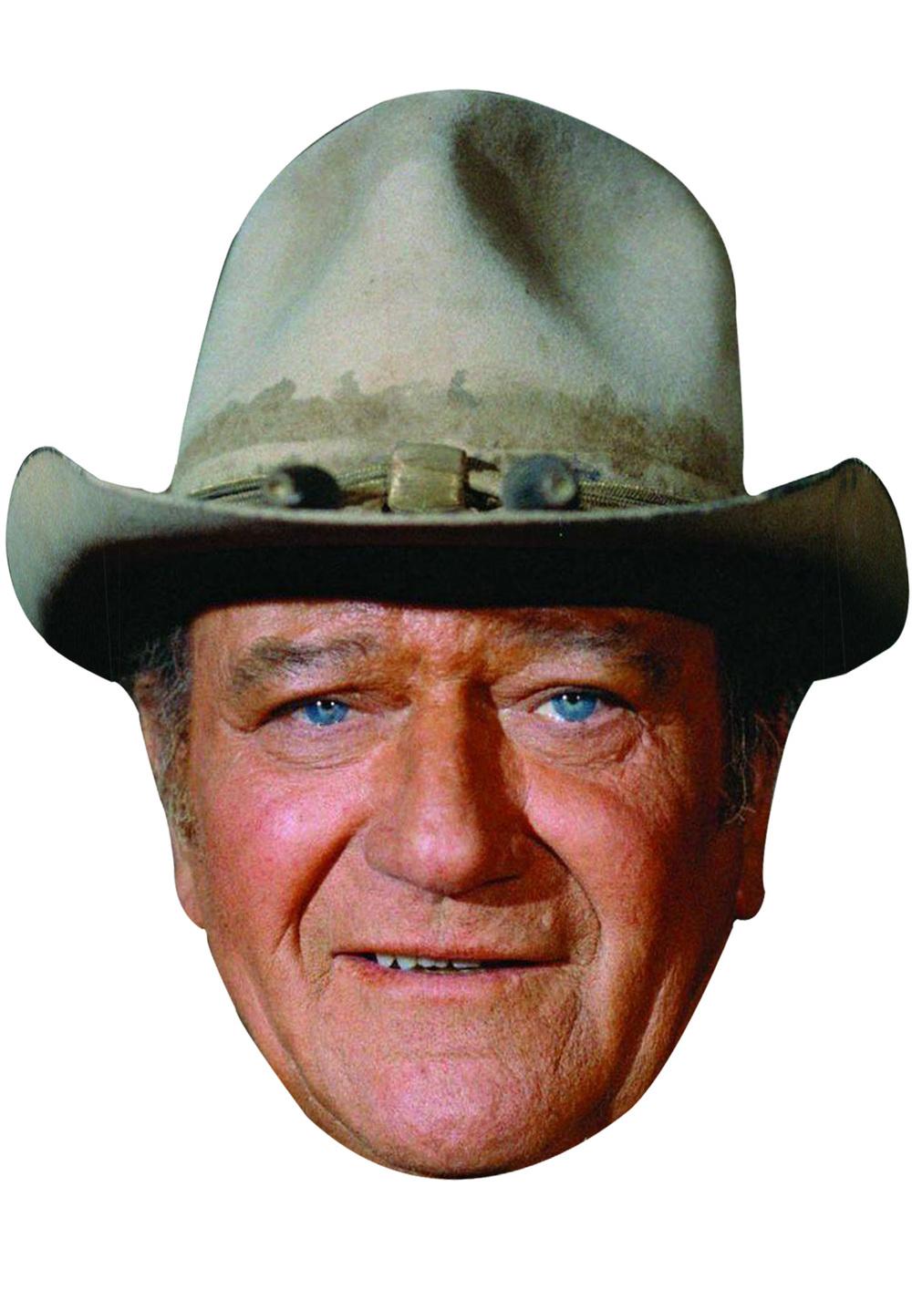 John Wayne Mask Mask Junction Celebrity Face Masks