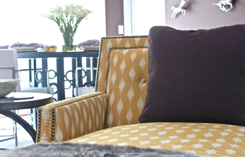 Playful yet Sophisticated by Patti Johnson Interiors