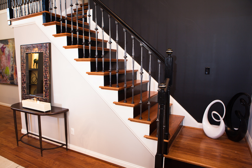 Rework Main Staircase