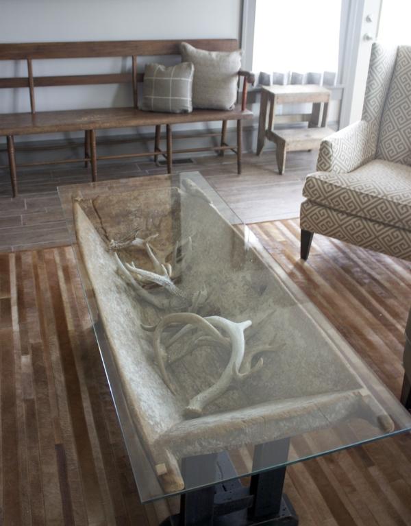 PJI CUSTOM DESIGNED TABLE