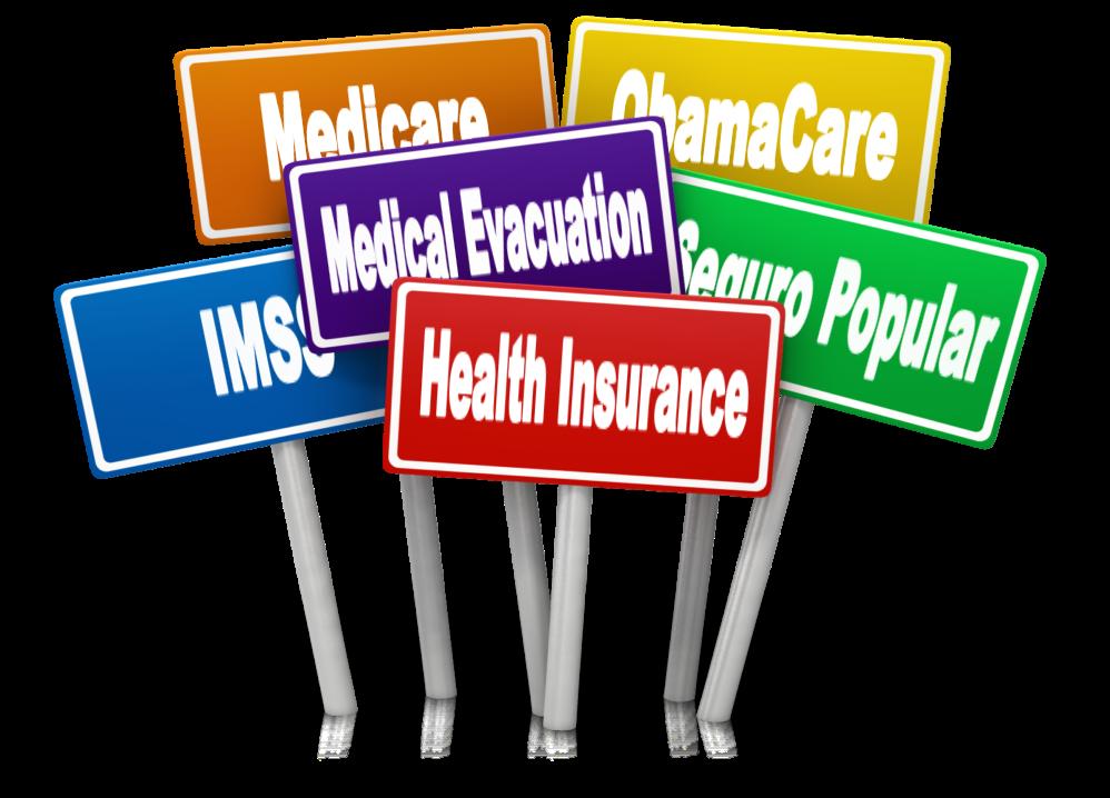 IMSS Seguro Popular Health Insurance Mexico