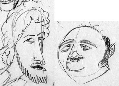 Rafa and Gerantonio by Lluis Fuzzhound