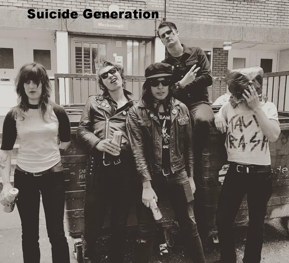 Suicide Generation