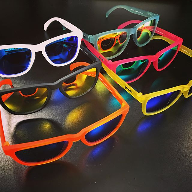New @goodr sunglasses in stock now in 6 colors!! #polarized #goodr