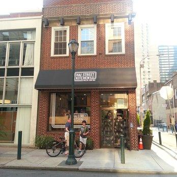 Hai Street Kitchen & Co. 18th St. — Olaya Studio
