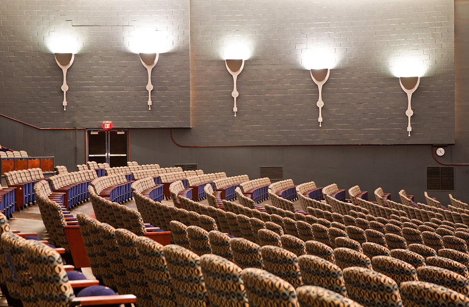Howard University Cramton Auditorium