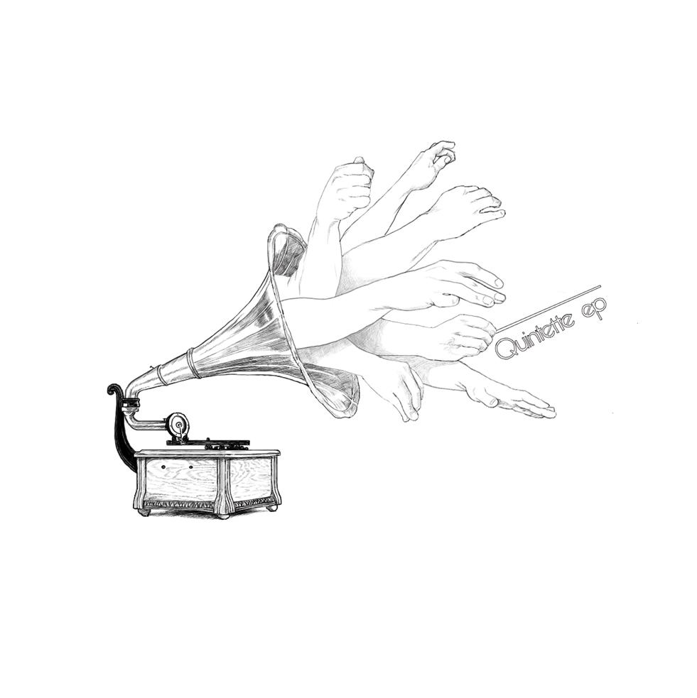 SEREALISM     Album artwork:  quintette ep,2011