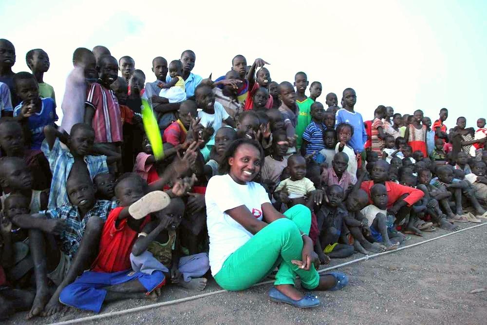 Hannah Kendi, Kakuma 2015