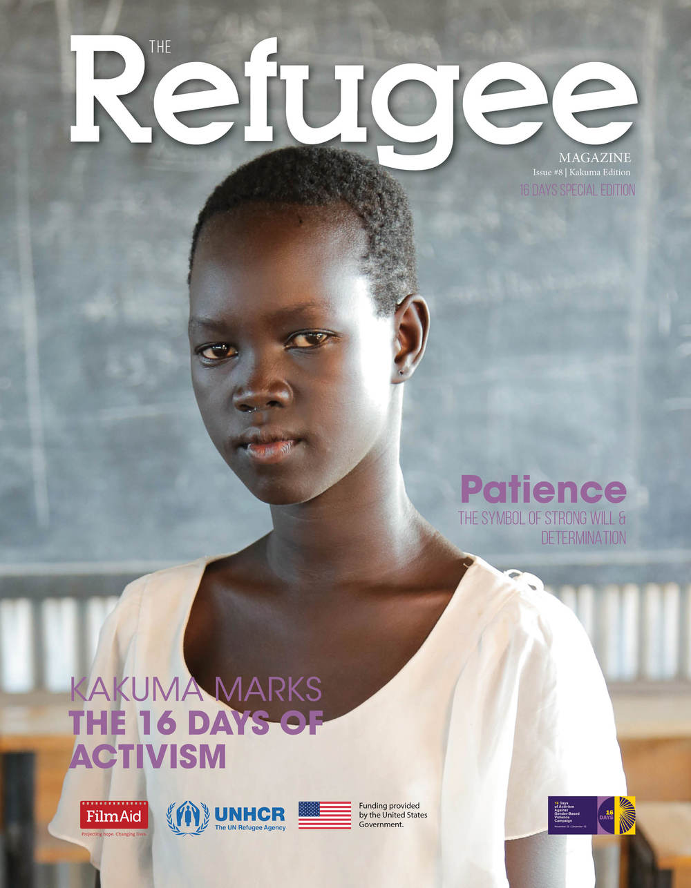 Refugee Magazine Issue 8 (Printers version) WITH PRM LOGO.jpg