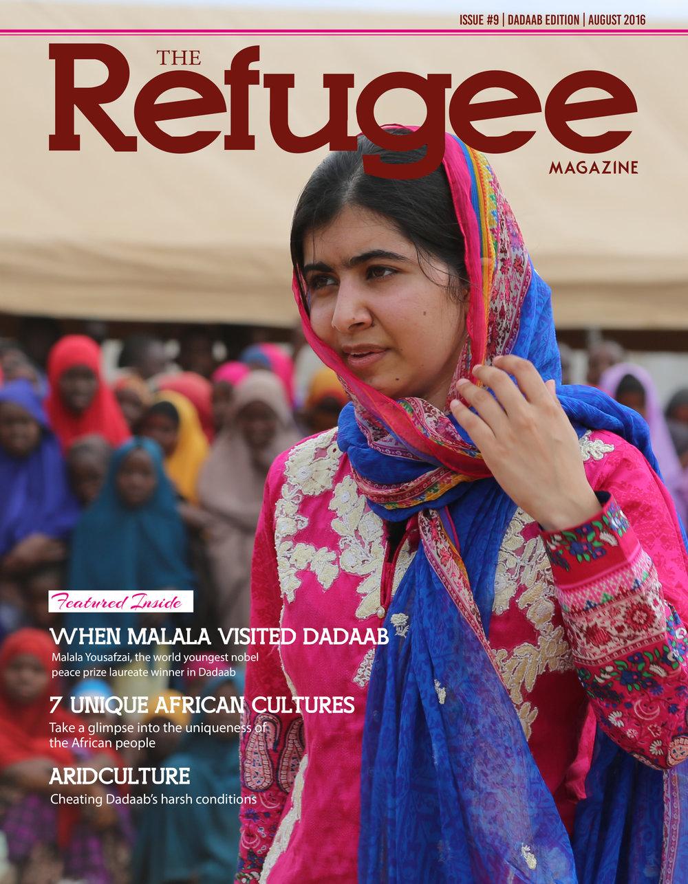 Malala Visits Dadaab